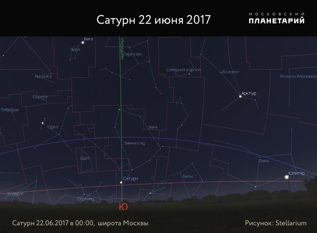 Сатурн 2017 мп